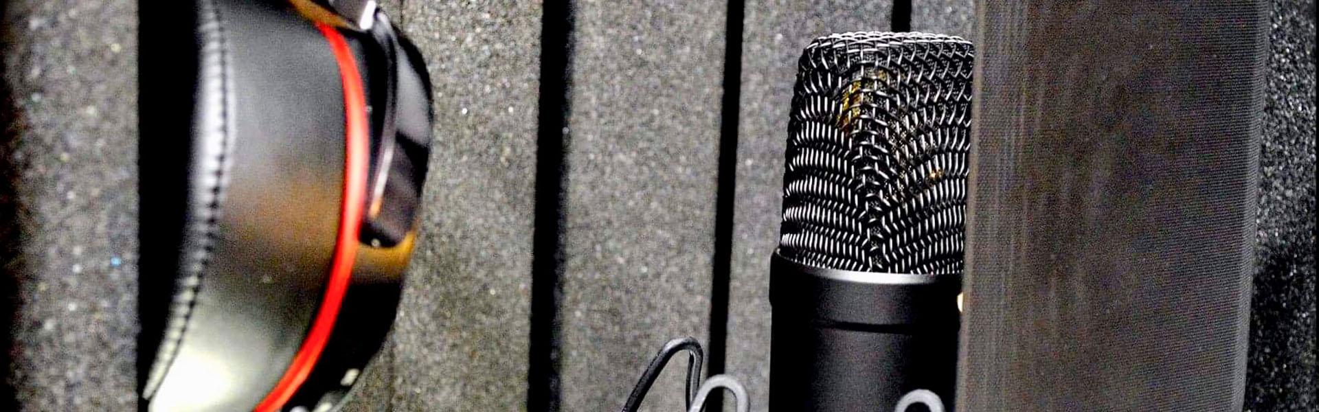 Harold Productions mikrofon
